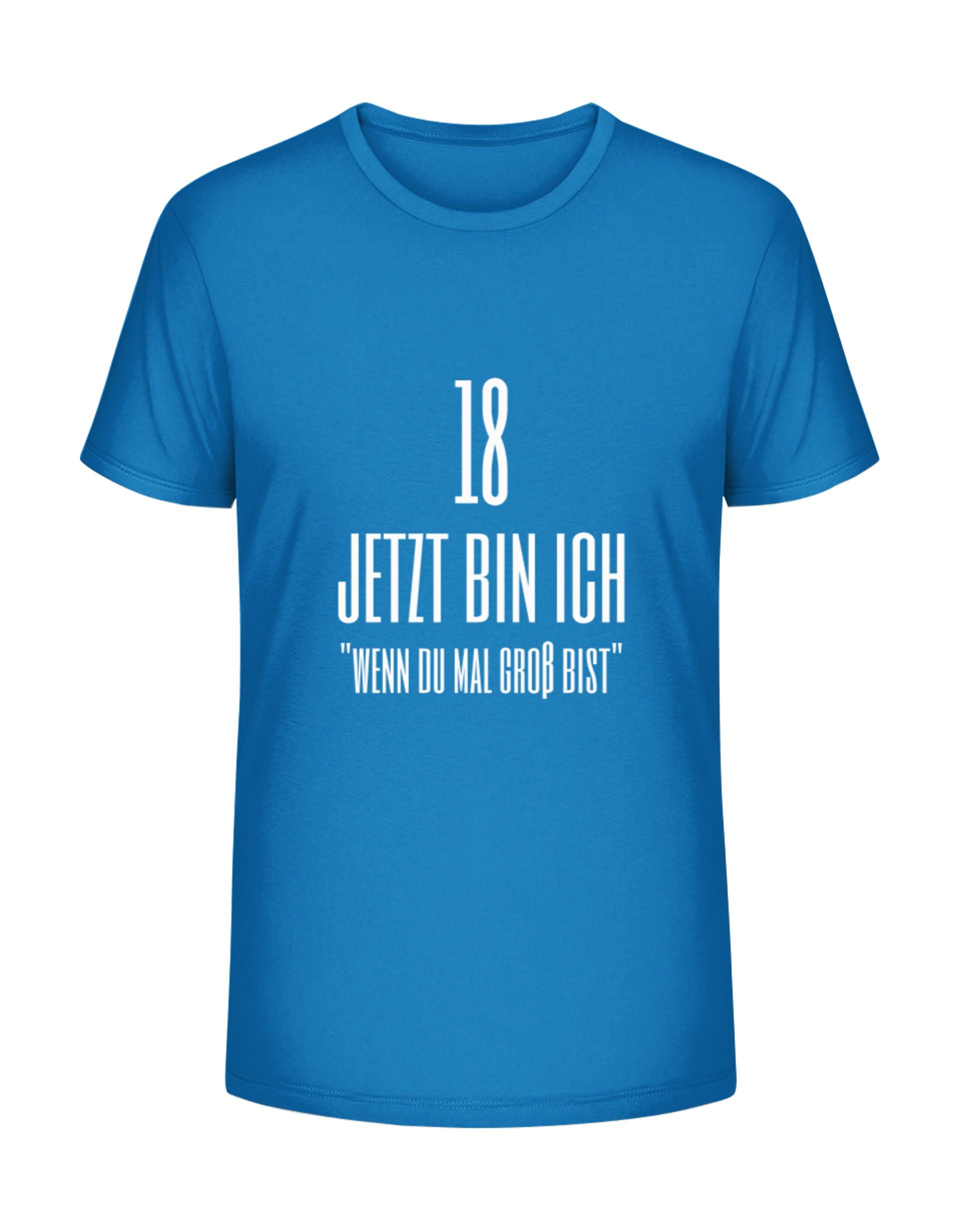 T Shirts Zum 18 Geburtstag