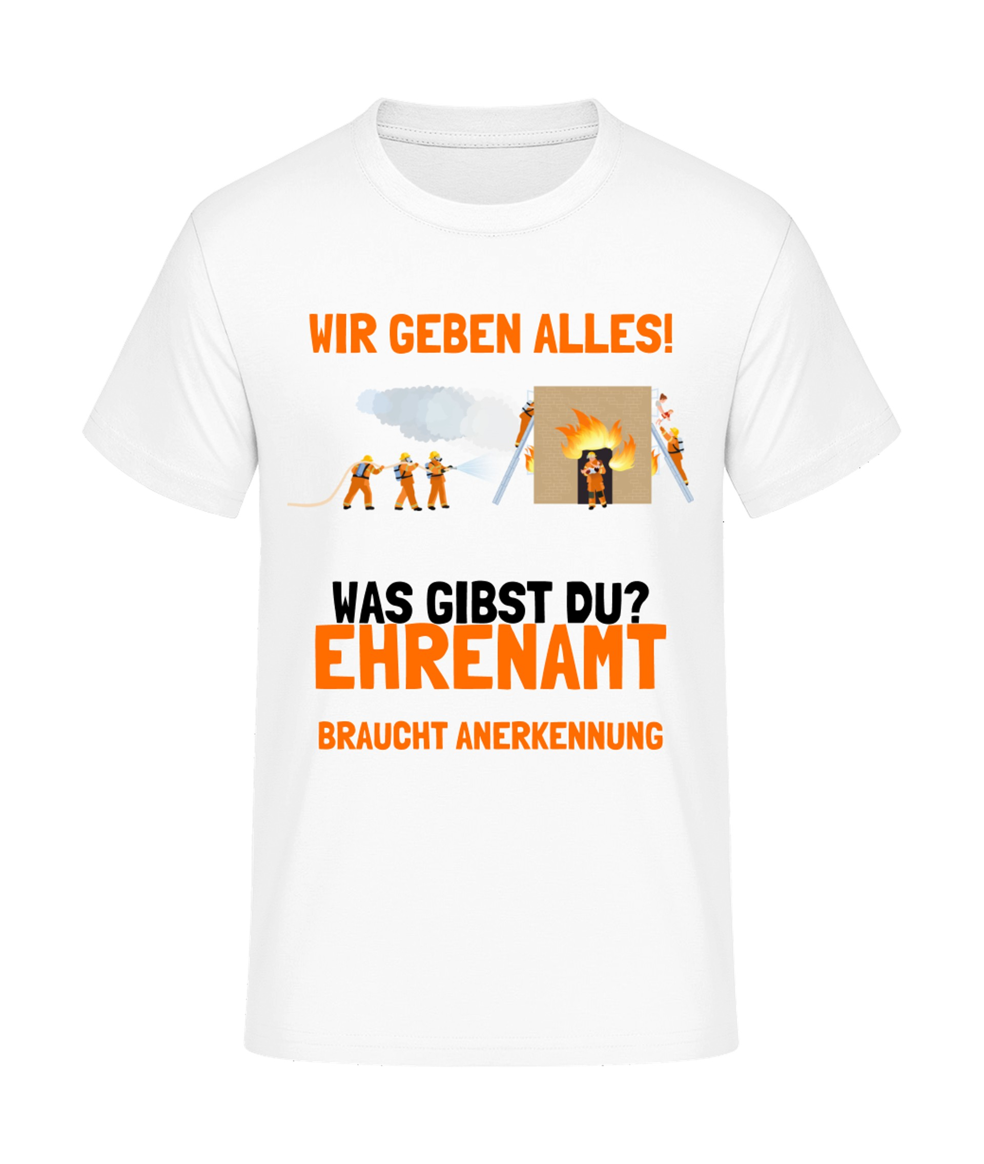 T Shirt Zum Tag Des Ehrenamtes