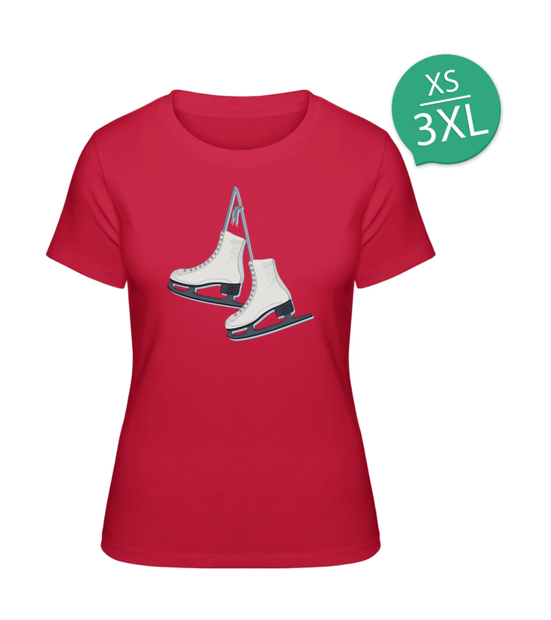 buy online b5995 835d4 Eislaufen Fan T-Shirts