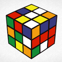 Rubiks - Zauberwuerfel als T-Shirt Motiv zum bedrucken