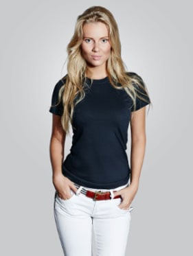Damen T-Shirts selbst gestalten günstig